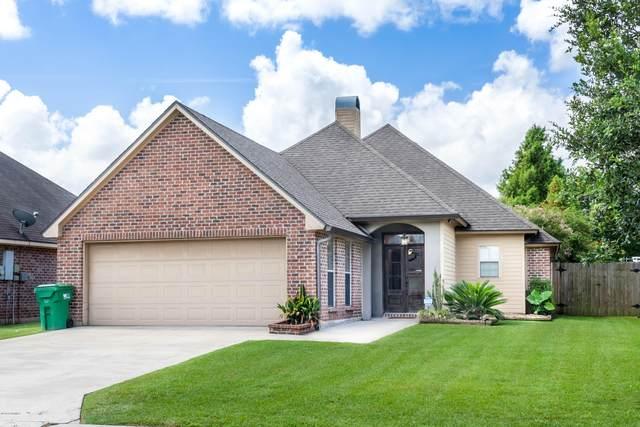 606 Copper Meadow Boulevard, Youngsville, LA 70592 (MLS #20006558) :: Keaty Real Estate