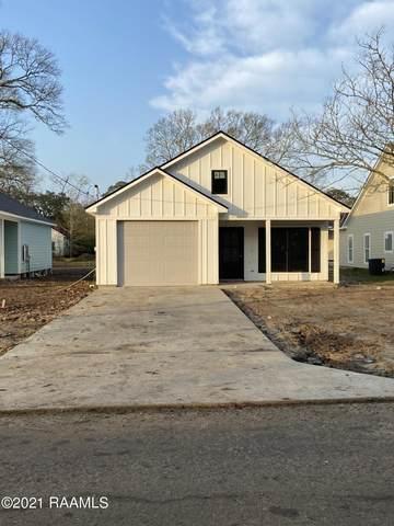 1213 N Ave H, Crowley, LA 70526 (MLS #20006964) :: Keaty Real Estate