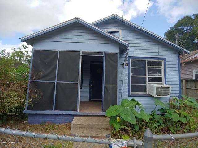 112 Elenore Street, Lafayette, LA 70501 (MLS #20008589) :: Keaty Real Estate