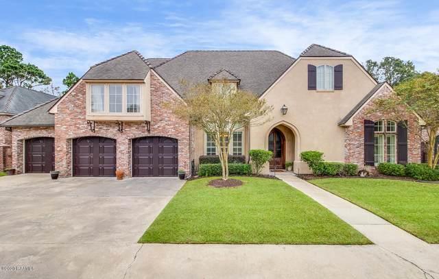 107 Woodbridge Drive, Lafayette, LA 70508 (MLS #20008891) :: Keaty Real Estate