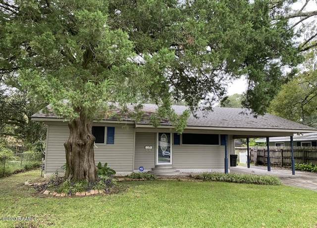 402 Victory Drive, New Iberia, LA 70563 (MLS #20008913) :: Robbie Breaux & Team