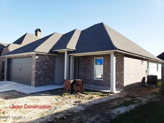 108 Tara Oak Drive, Carencro, LA 70520 (MLS #20009890) :: Keaty Real Estate