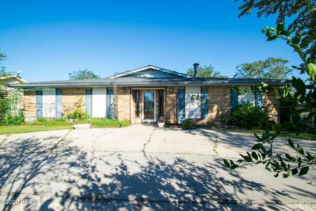 3025 Roderick St Street, Morgan City, LA 70380 (MLS #20010660) :: Keaty Real Estate