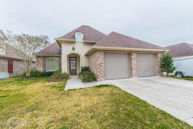 124 Cane Creek Drive, Broussard, LA 70518 (MLS #20010920) :: Keaty Real Estate