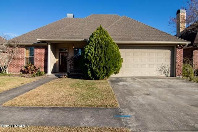 117 Cedar Hills Drive, Youngsville, LA 70592 (MLS #20011179) :: Keaty Real Estate