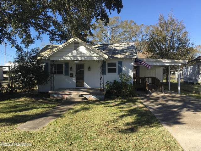 1011 E 8th Street, Crowley, LA 70526 (MLS #20011189) :: Keaty Real Estate