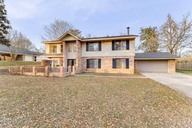 176 Greenfield Drive, Carencro, LA 70520 (MLS #21000042) :: Keaty Real Estate