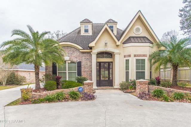 200 N Anita Street, Lafayette, LA 70501 (MLS #21000302) :: Keaty Real Estate