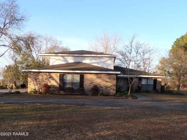 1024 Golden Grain Road, Duson, LA 70529 (MLS #21000343) :: Keaty Real Estate