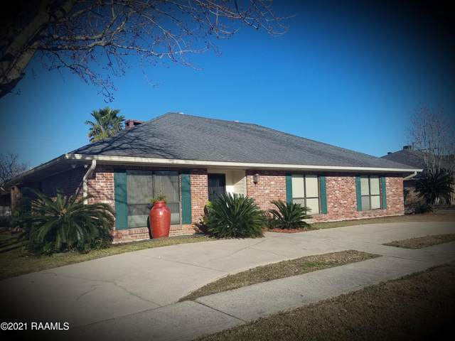 205 El Shaddai Drive, Lafayette, LA 70508 (MLS #21000441) :: Keaty Real Estate