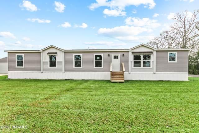 612 Highway 357, Opelousas, LA 70570 (MLS #21000461) :: Keaty Real Estate