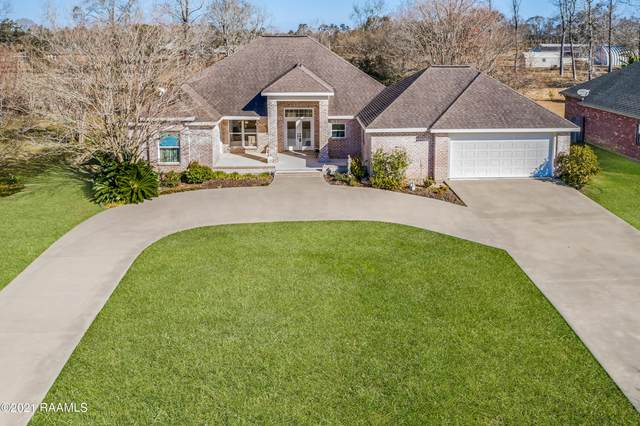 8838 Oak Creek Lane, Abbeville, LA 70510 (MLS #21000492) :: Keaty Real Estate