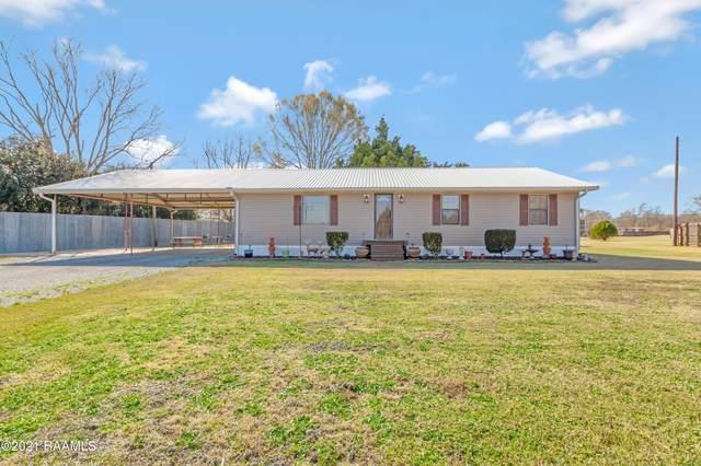 10309 Lake Peigneur Road, New Iberia, LA 70560 (MLS #21000569) :: Keaty Real Estate