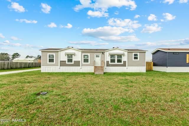153 Chardonnay Drive, Opelousas, LA 70570 (MLS #21000599) :: Keaty Real Estate