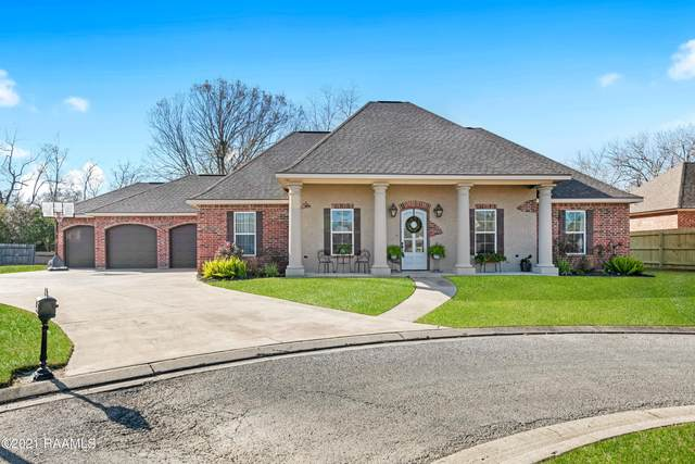 336 La Villa Circle, Youngsville, LA 70592 (MLS #21000606) :: Keaty Real Estate