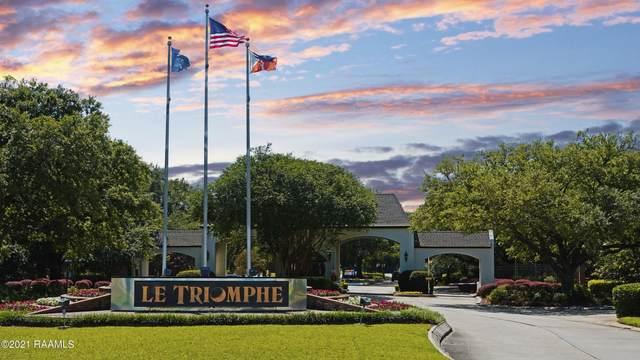 1110 Le Triomphe Parkway, Broussard, LA 70518 (MLS #21000920) :: Keaty Real Estate