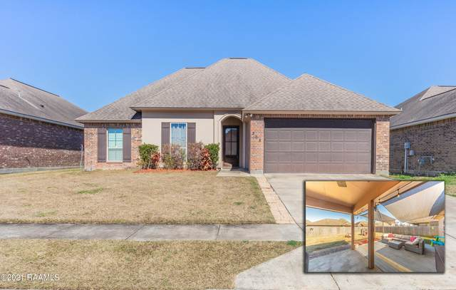305 Cautillion Drive, Youngsville, LA 70592 (MLS #21001222) :: Keaty Real Estate