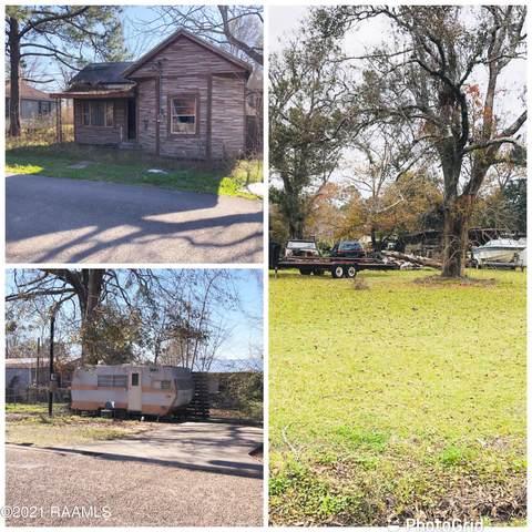 108 Sorrell 1, Jeanerette, LA 70544 (MLS #21001355) :: Keaty Real Estate