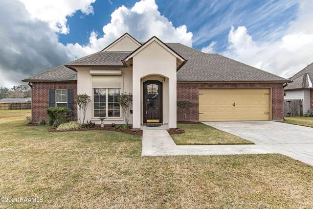 107 Beringer Drive, Duson, LA 70529 (MLS #21001389) :: Keaty Real Estate