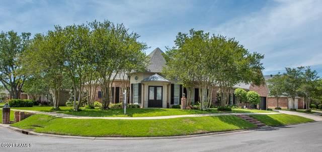 100 Barrington Circle, Lafayette, LA 70503 (MLS #21001434) :: Keaty Real Estate