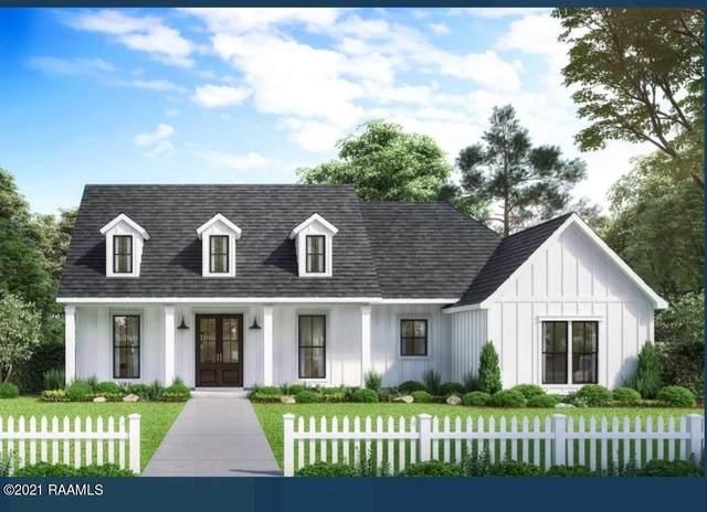 111 Cypress Bend, Scott, LA 70583 (MLS #21001436) :: Keaty Real Estate