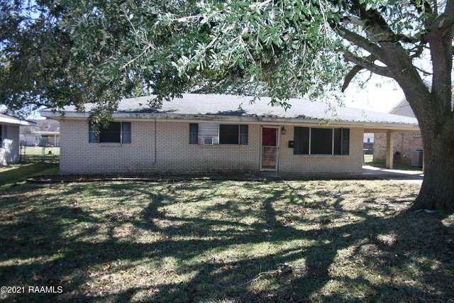 1220 Lake Avenue, Crowley, LA 70526 (MLS #21001476) :: Keaty Real Estate