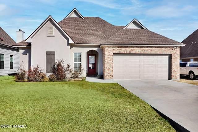 118 Meadow Gate Drive, Lafayette, LA 70508 (MLS #21001628) :: Keaty Real Estate