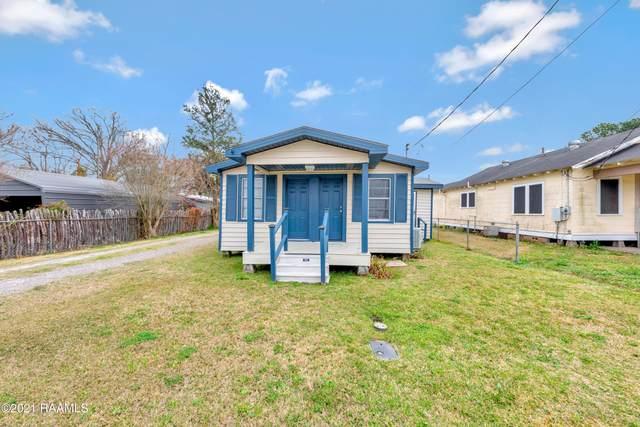 1328 Saint Mary Street, Scott, LA 70583 (MLS #21001686) :: Keaty Real Estate