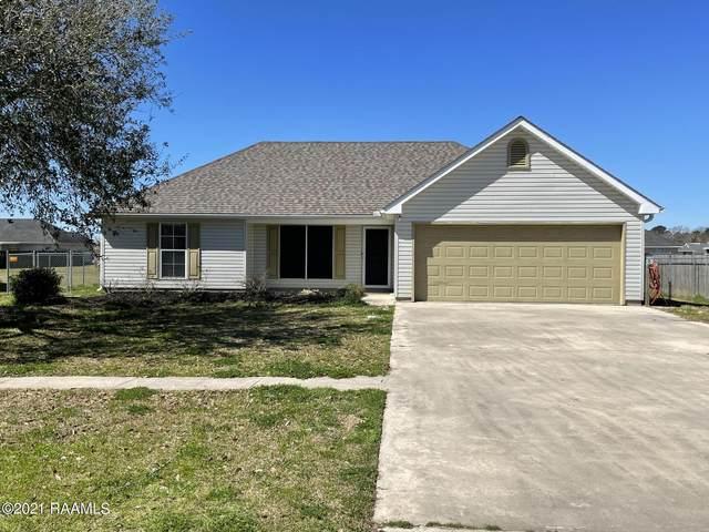 108 Prairie View Drive, Lafayette, LA 70507 (MLS #21001799) :: Keaty Real Estate