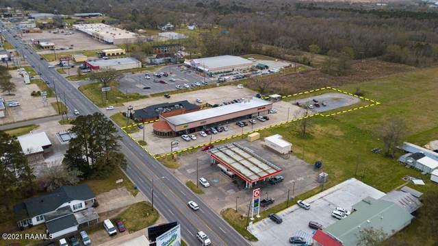 1405 Elton Road, Jennings, LA 70546 (MLS #21001823) :: Keaty Real Estate