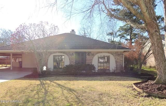 107 Wells, Lafayette, LA 70506 (MLS #21001900) :: Keaty Real Estate