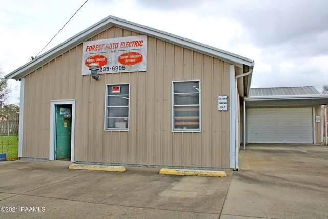 813 W Simcoe Street, Lafayette, LA 70501 (MLS #21002241) :: Keaty Real Estate