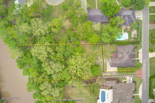 407 Renwood Circle, Lafayette, LA 70503 (MLS #21002400) :: Keaty Real Estate