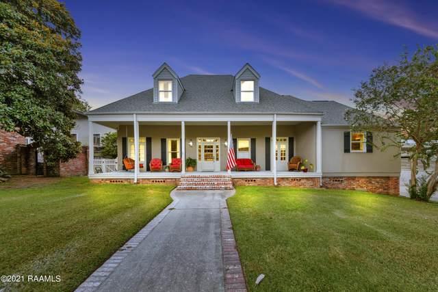 302 Laurence Avenue, Lafayette, LA 70503 (MLS #21002405) :: Keaty Real Estate