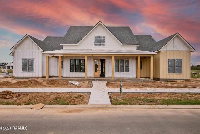 102 Canary Palm Way, Broussard, LA 70518 (MLS #21002561) :: Keaty Real Estate