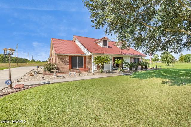 685 Miller Road, Opelousas, LA 70570 (MLS #21002751) :: Keaty Real Estate