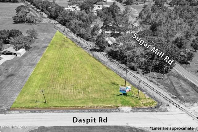 Tbd Daspit Road, New Iberia, LA 70563 (MLS #21003100) :: Keaty Real Estate