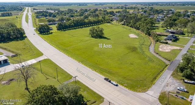 Tbd Veterans Memorial Drive, Erath, LA 70533 (MLS #21003212) :: Becky Gogola
