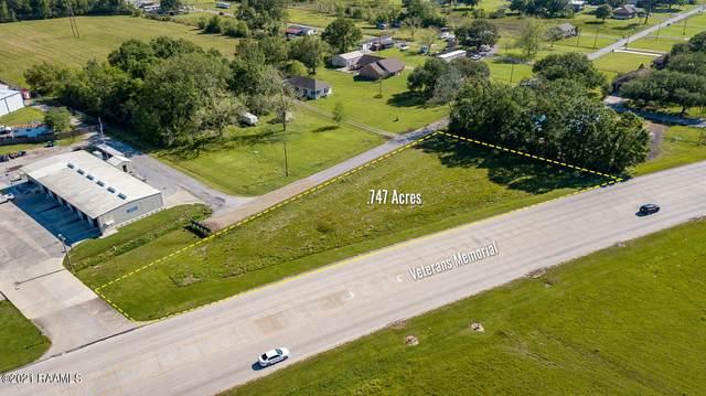 Tbd Veterans Memorial Drive, Erath, LA 70533 (MLS #21003213) :: Keaty Real Estate