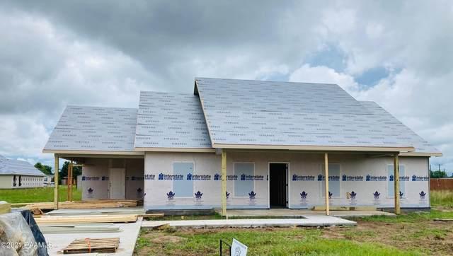 205 Sugarland Circle, Opelousas, LA 70570 (MLS #21003515) :: Keaty Real Estate