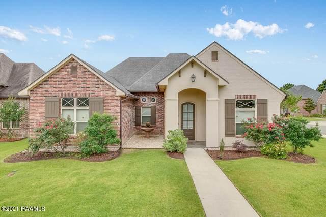 100 Flora Springs Drive, Youngsville, LA 70592 (MLS #21003634) :: Keaty Real Estate