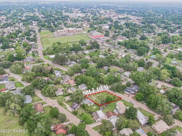 801 E 1st Street, New Iberia, LA 70560 (MLS #21003637) :: Keaty Real Estate