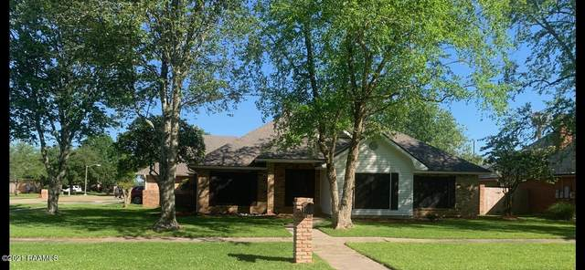 101 Darwin Circle, Lafayette, LA 70508 (MLS #21003720) :: Keaty Real Estate