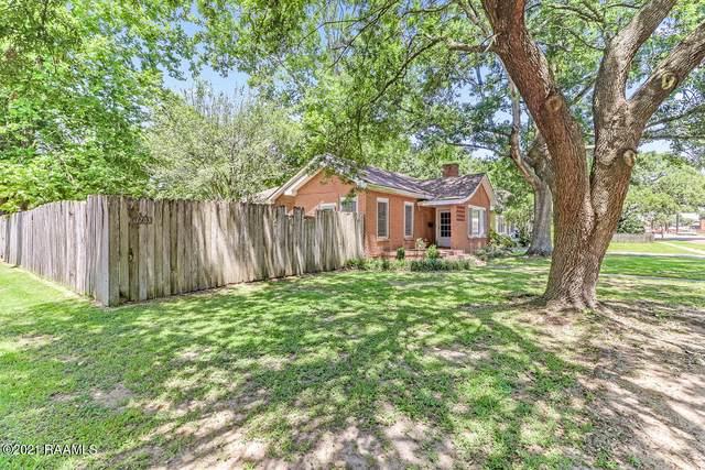 1703 W University Avenue, Lafayette, LA 70506 (MLS #21004752) :: Keaty Real Estate