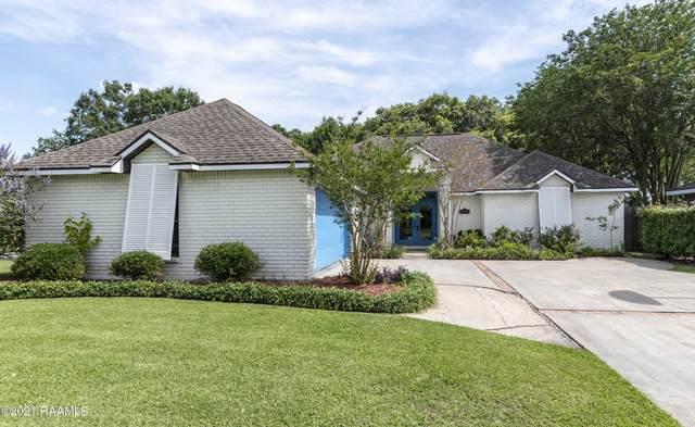 903 W Bonaire Drive, Lafayette, LA 70506 (MLS #21004788) :: Keaty Real Estate