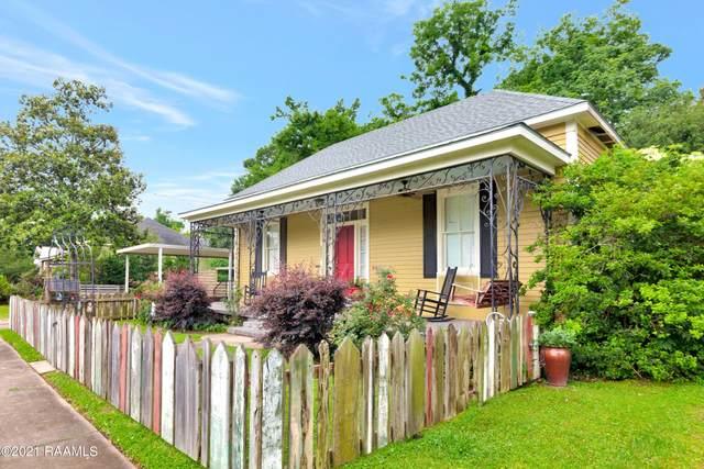 321 Elizabeth Avenue, Lafayette, LA 70501 (MLS #21004973) :: Keaty Real Estate