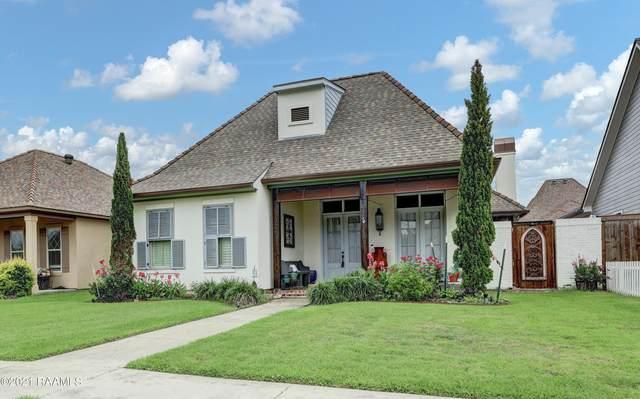 326 Dunvegan Court, Lafayette, LA 70503 (MLS #21005005) :: Keaty Real Estate