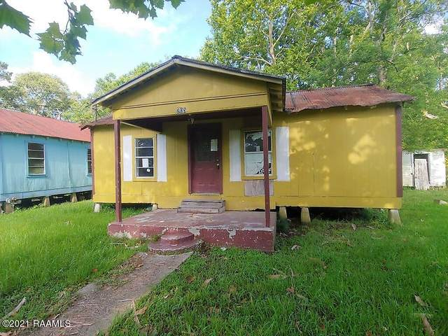 705 Carron Street, Eunice, LA 70535 (MLS #21005025) :: Keaty Real Estate