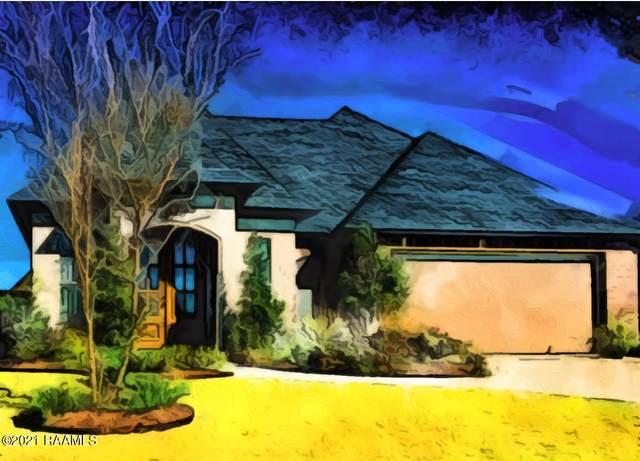 205 Big Lake Run, Youngsville, LA 70592 (MLS #21005237) :: Keaty Real Estate