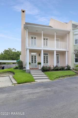 527 Esplanade Drive, Lafayette, LA 70508 (MLS #21005241) :: Keaty Real Estate